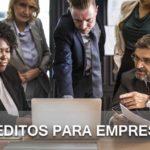 Creditos para empresas