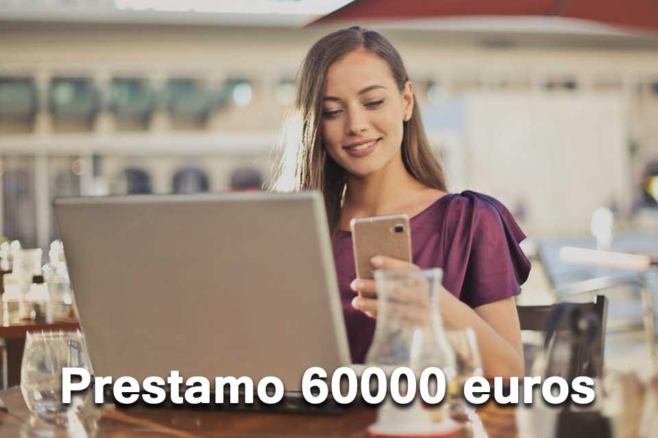 Prestamo 60000 euros