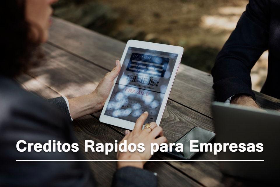 Creditos Rapidos para Empresas