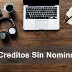 Creditos Sin Nomina
