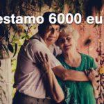 Prestamo 6000 euros para la Casa de los Abuelos