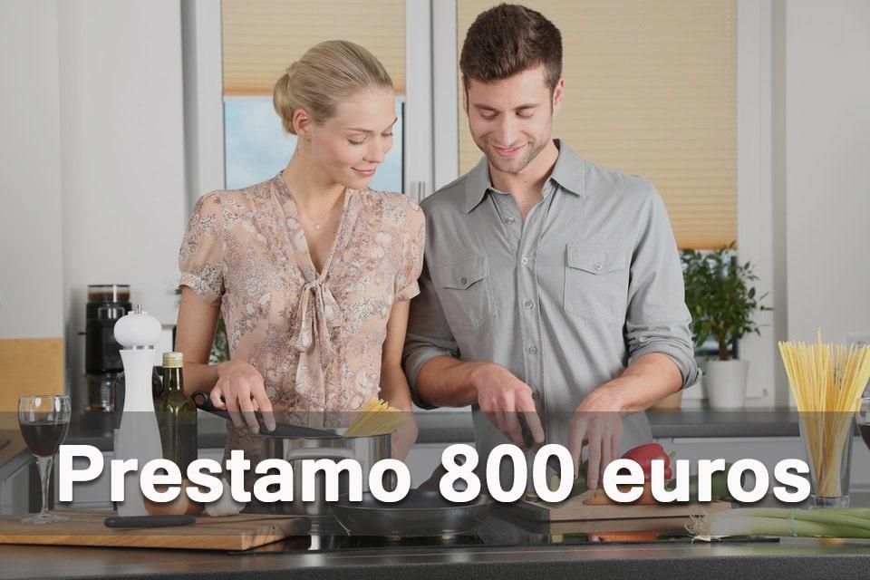 prestamo 800 euros