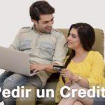 Pedir un Credito